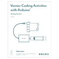 Vernier Coding with Arduino®—Analog Sensor Package (VCA-AS-PKG)