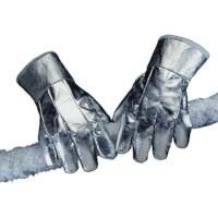 Hitte beschermende Kevlar handschoenen