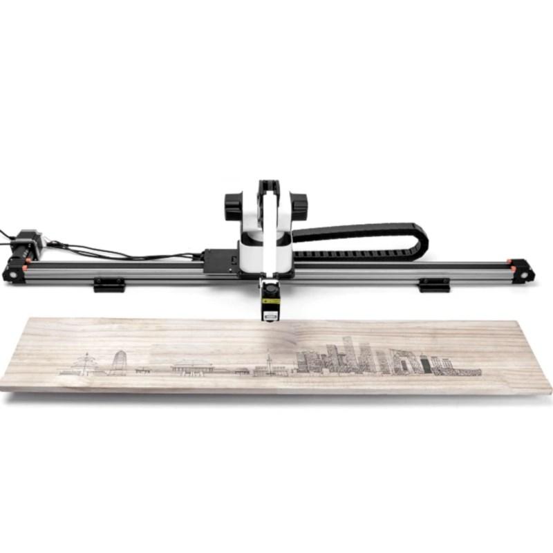 Rotrics Robotarm Platform Rail