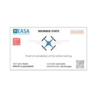 EU Dronebewijs Basiscertificaat A1-A3 & certificaat A2