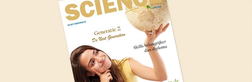 Het nieuwe Science Magazine is uit!
