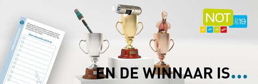En de winnaar is.....
