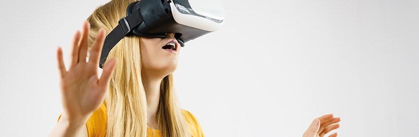 De virtuele onderwijswereld