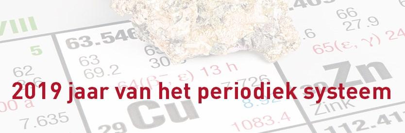 2019; het jaar van het periodieke systeem