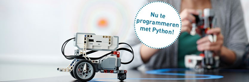 Win een basisset Lego Mindstorms Education EV3!